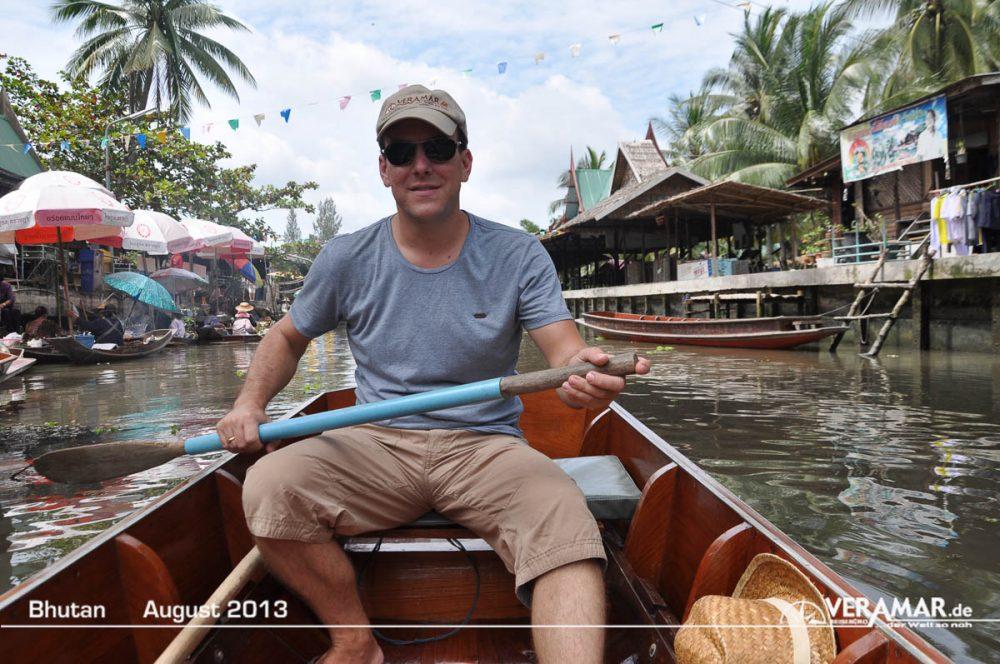 Paddeln Klong