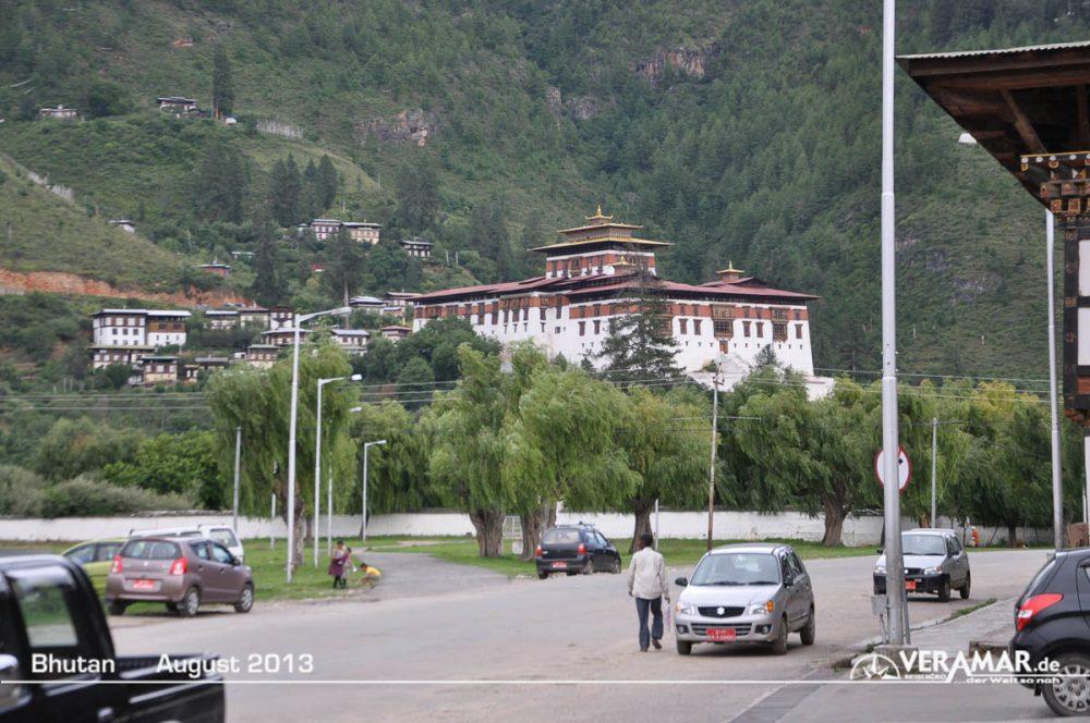 Tempel Bhutan