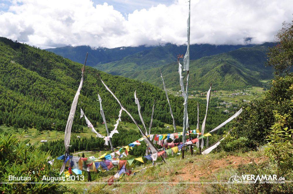 Bhutan Ausblick