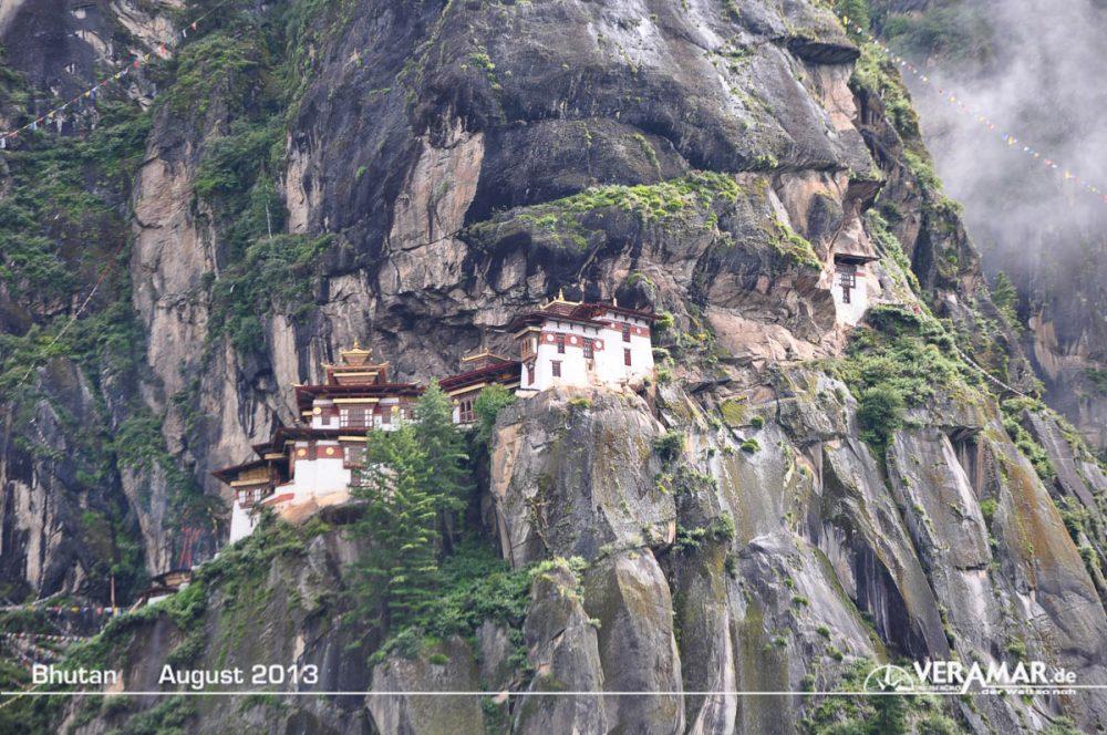 bhutan eagles nest