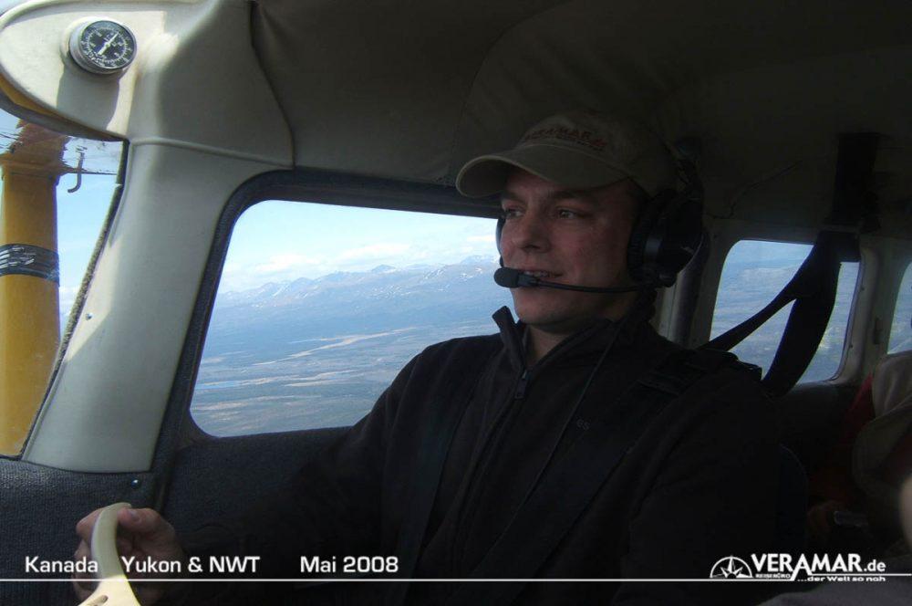 Pilot Andreas Steiner