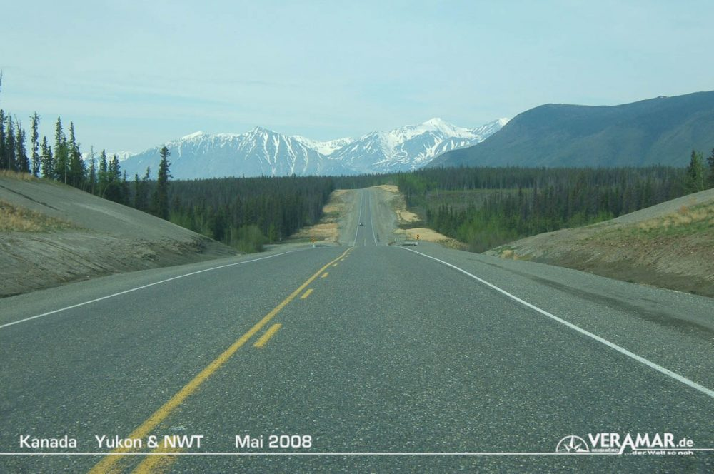 Landstasse Yukon