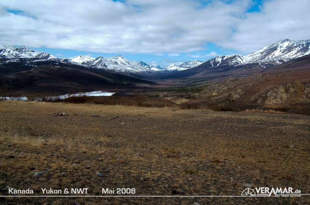Yukon Bergkette