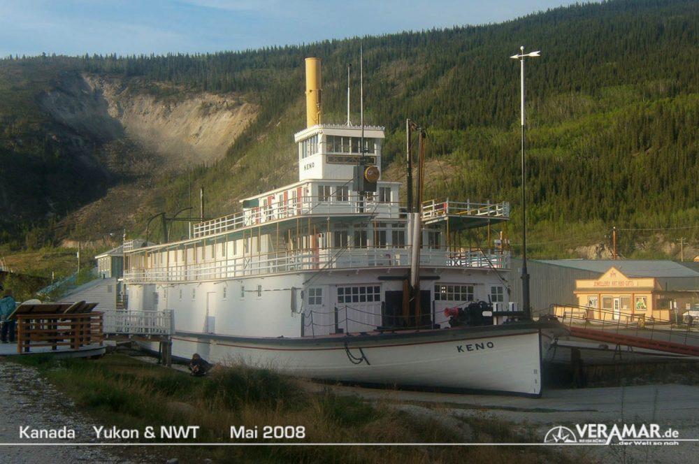 Keno in Dawson City