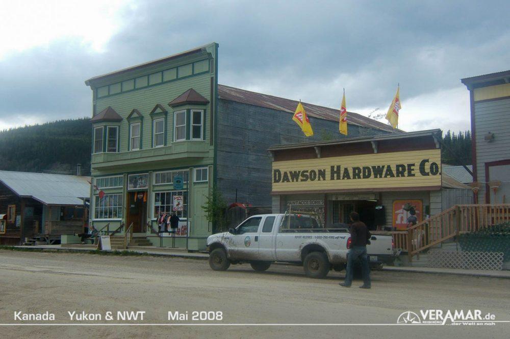 Dawson Downtown