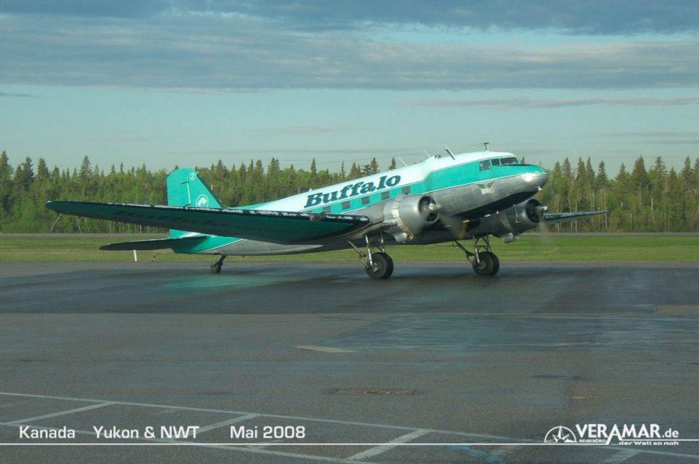 Buffalo Airways DC3