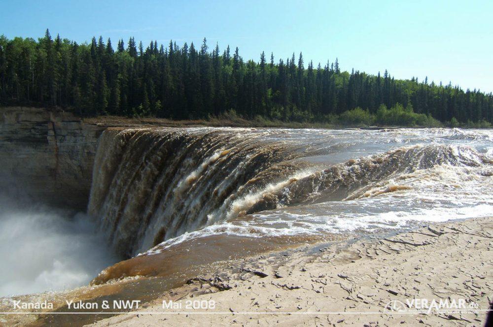 Wasserfall Kanada