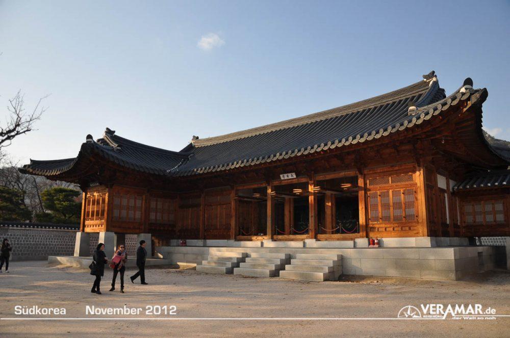 Südkorea Temelanlage
