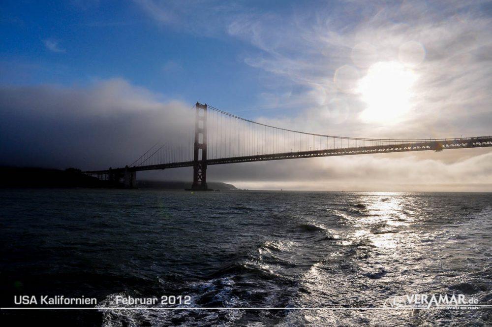 Bootsausflug Golden Gate Bridge