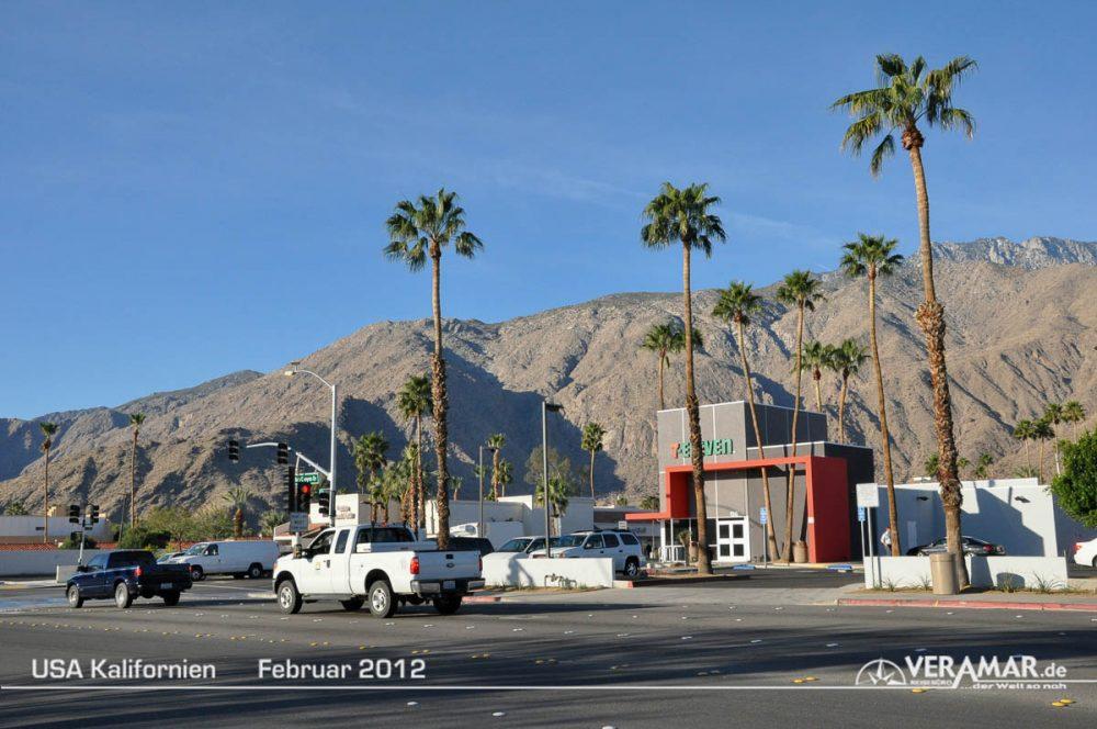 Palm Springs Berge