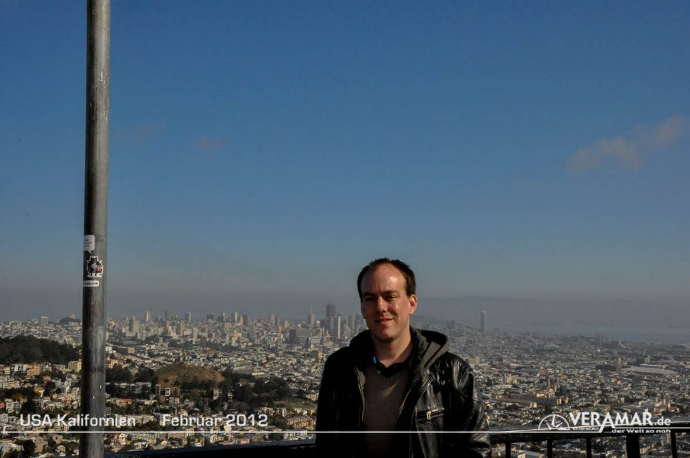 Andreas Steiner in San Francisco